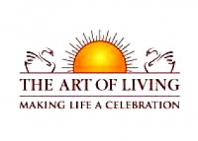 Art of Living – H.H. Sri Sri Ravi Shankar.