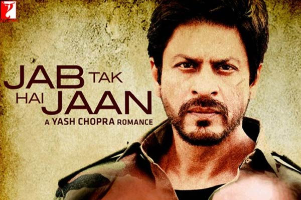 Jab tak hai Jaan – Review by Aumaparna