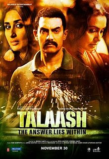Talaash- The Search