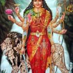 Shree Durga Maa Stuti Narayani Namostute