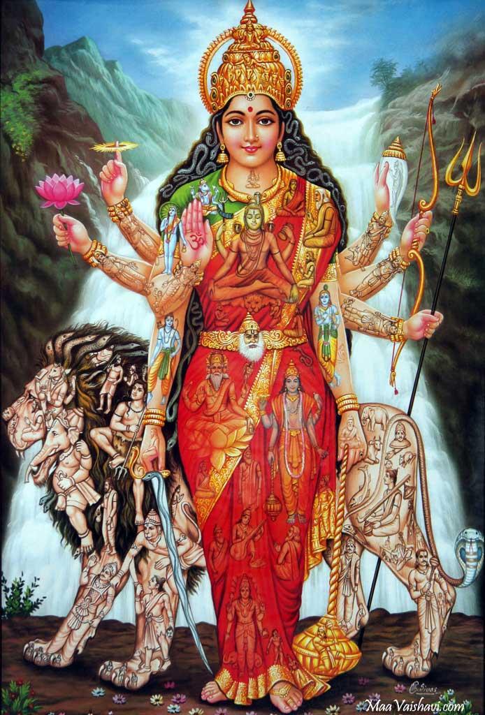 Shree Narayani Stuti