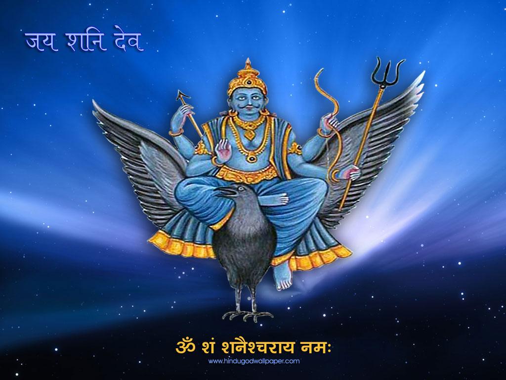 The ruling planet of Vishuddhi Chakra – Saturn