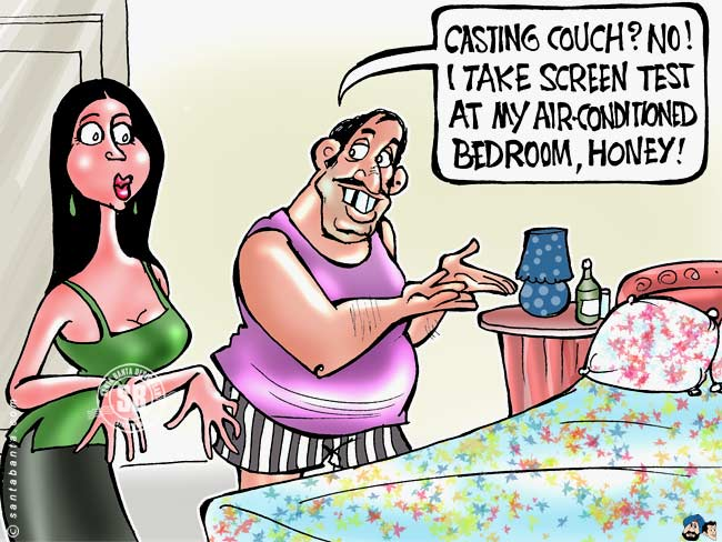 Casting couch doesn't just happen in the Film Industry – Beware!
