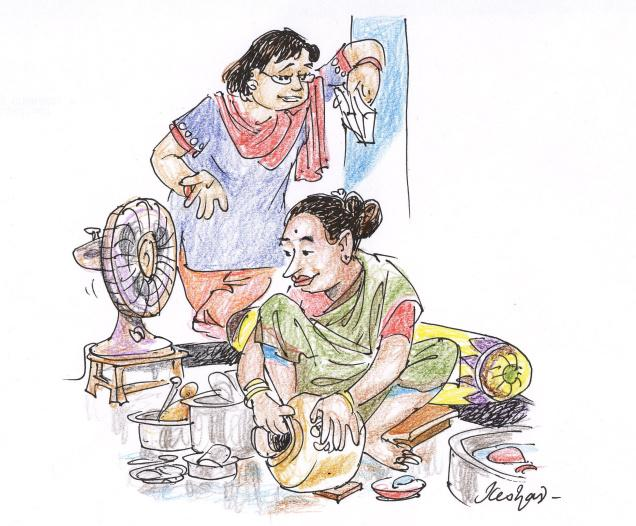 DOMESTIC HELPERS TO GET Rs.9000 Pm – The repercussion!