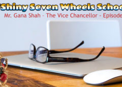 Mr. Gana Shah – The Vice Chancellor – Episode 1