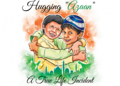 Hugging 'Azaan' – True Life Incident