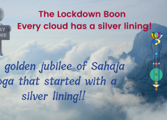 The Lockdown Boon – Every cloud has a silver lining!